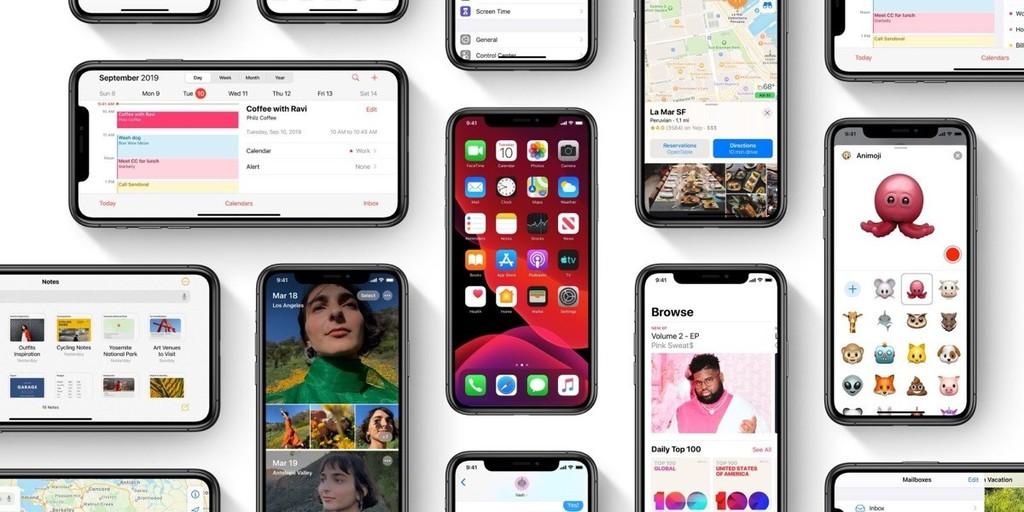 Apple libera la versión oficial de iOS™ y de iPadOS 13.4.1 para todos los aparatos compatibles
