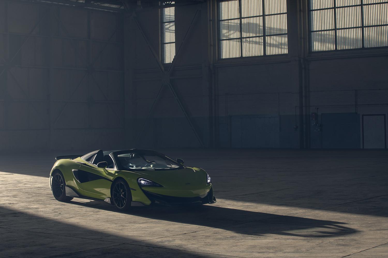 Foto de McLaren 600LT Spider (1/18)