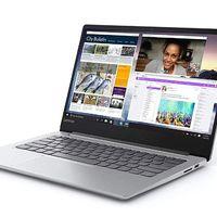 Precio mínimo en Amazon para el Lenovo ideapad 530S-14IKB con configuración de gama media, por 599 euros