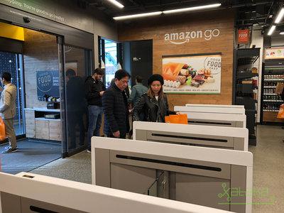 Tendremos seis nuevas tiendas semi automatizadas 'Amazon Go' este año: la compañía prepara nuevas aperturas en EEUU