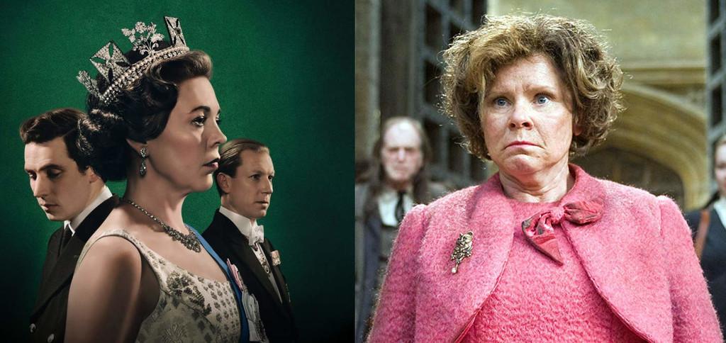 'The Crown': la serie de Netflix terminará en la temporada 5 y confirma a Imelda Staunton como su última Isabel II