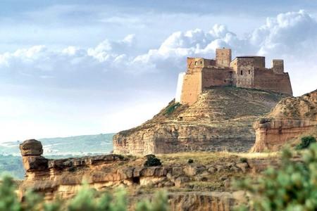 Castillo De Monzon 1