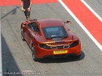 McLaren MP4-12C, ahora en el Circuit de Catalunya