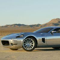 Superformance ya tiene luz verde para fabricar el prototipo Ford Shelby GR-1 presentado en 2005