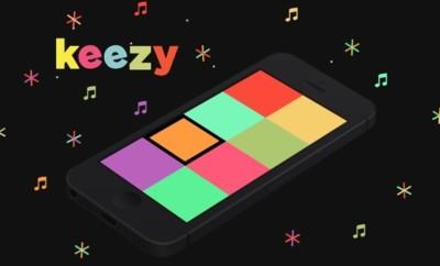 keezy, una forma divertida de crear música