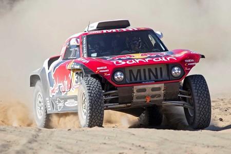 Sainz Mini Dakar 2020