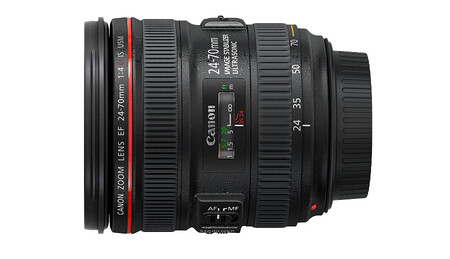 Canon Ef 24 70 Mm F4 L Is Usm