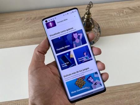 Motorola Edge Review Mexico 4
