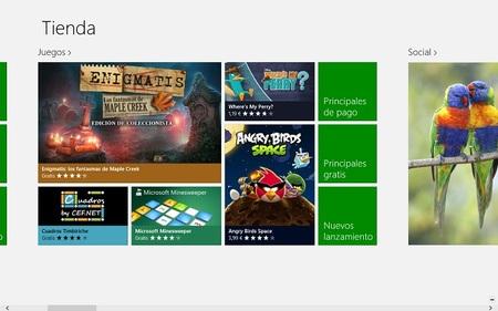 Los mejores juegos para Windows 8 (I)