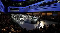 Salón de Frankfurt 2007: el stand de Mercedes-Benz