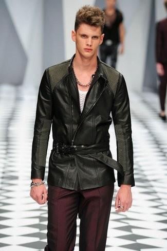Versace, Primavera-Verano 2011 en la Semana de la Moda de Milán