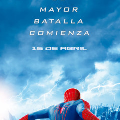 Foto 1 de 15 de la galería the-amazing-spider-man-2-el-poder-de-electro-carteles en Espinof