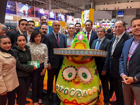Mexico - Foodex Japan 2017
