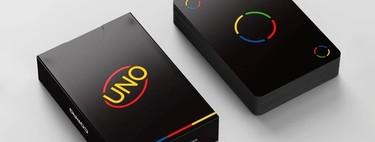 Ya se puede comprar en Amazon la versión minimalista del juego de cartas UNO que ha lanzado Mattel