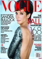 Los años no pasan por Sandra Bullock... ¡Y mira como se encarga la revista Vogue de dejarlo claro!