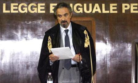 Juez Oscar Magi