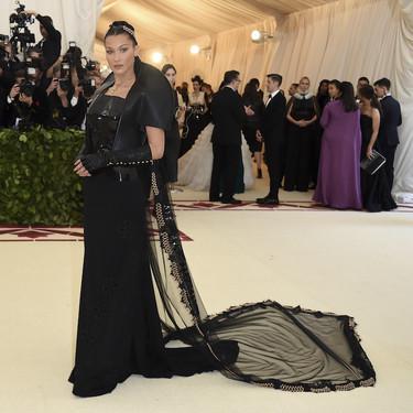Gal MET 2018 o cuando Bella Hadid perdió la oportunidad de brillar como nunca antes