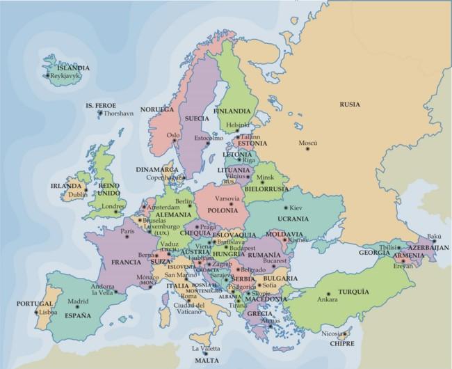 35 secretos, curiosidades y datos de 7 grandes países europeos