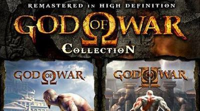 'God of War Collection'. Así luce esta revisión de dos clásicos de PS2 en PS3