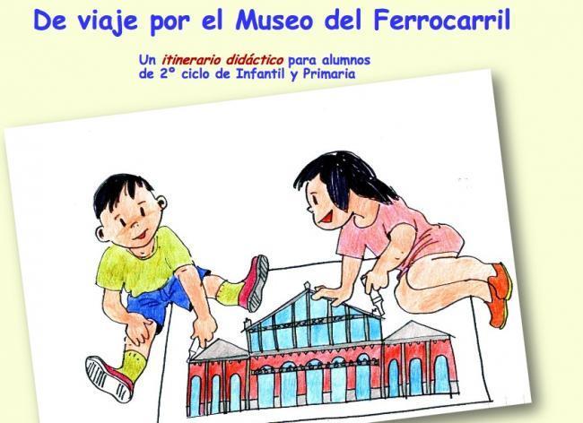 Museo del ferrocarril para niños