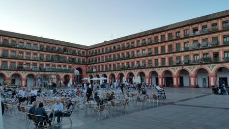 Plaza de la Corredera, Cordoba, Andalucia, Espana