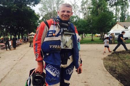 Melchior Van Heertun Etapa5 Dakar2016