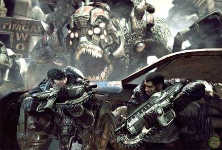 'Gears of War 2' alcanza los tres millones de unidades vendidas