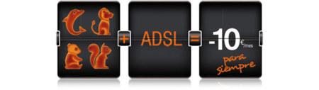 Orange amplia el rango de tarifas de móvil que ofrecen descuento en el ADSL