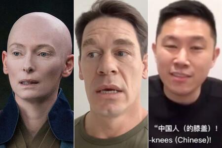 John Cena y otras 12 ocasiones en las que Hollywood pidió perdón y se plegó a la censura china