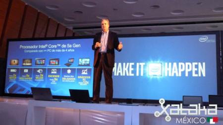 Los procesadores Intel de 14nm llegan a México para diferentes factores de forma