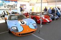 La galería de los Ford GT40 MKII Commemorative Edition