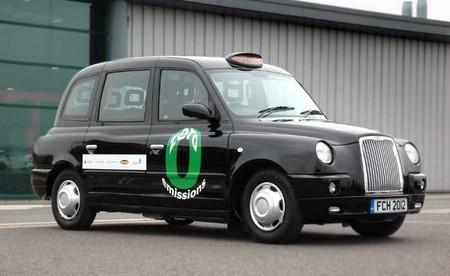 taxi hidrógeno Londres