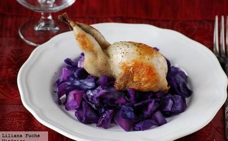 Un menú completo y saludable para Navidad, con diferentes opciones de entrantes y platos principales