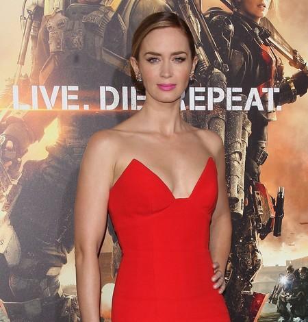 Emily Blunt Wonder Woman Candidatas