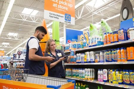 Walmart Trabajadores