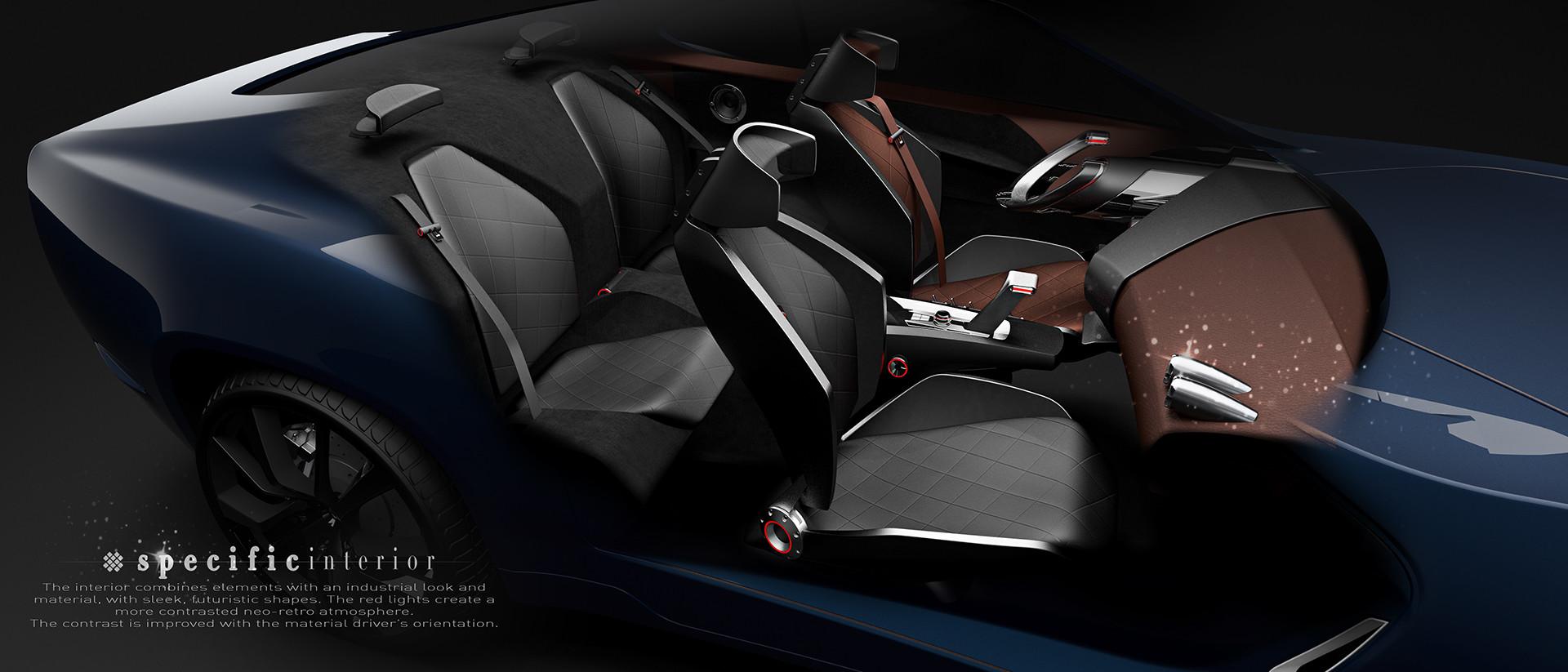 Foto de Opel Manta Concept - Behance (6/8)