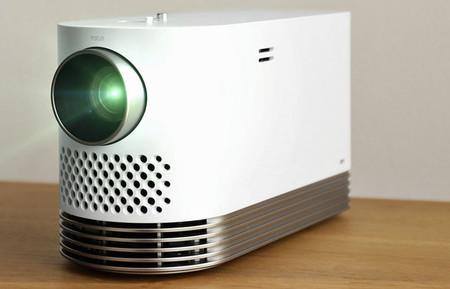 El CES de Las Vegas será el marco en el que conocer el nuevo proyector de LG, el ProBeam HF80J
