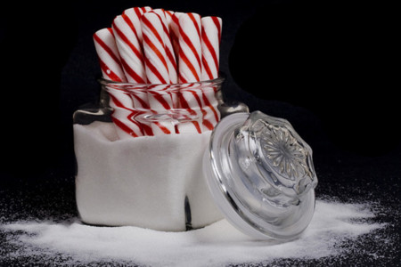 Una familia evita el azúcar añadido en su dieta durante un año