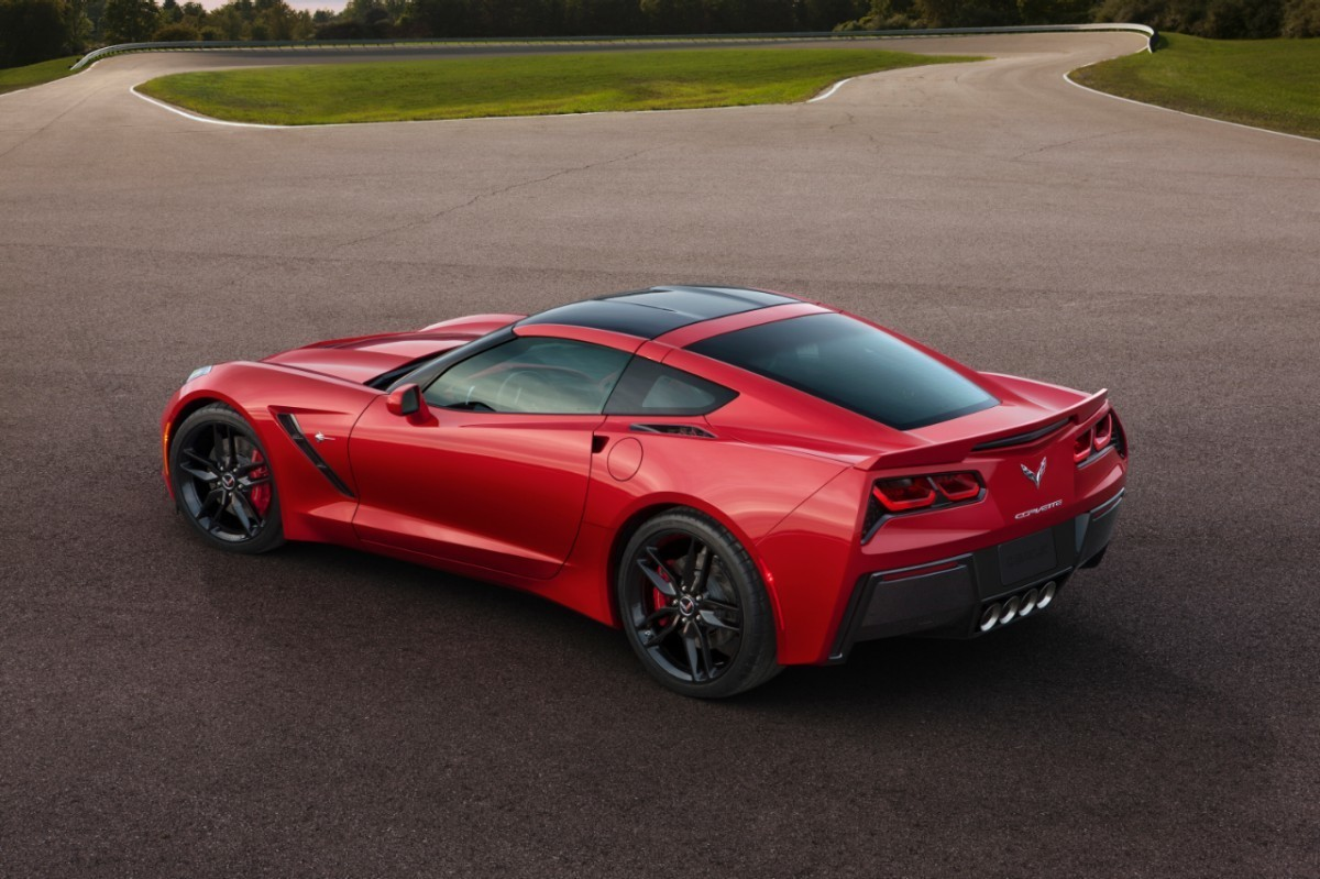 Foto de 2014 Chevrolet Corvette Stingray (15/43)