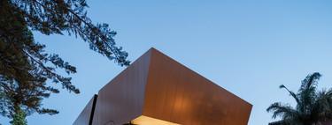 Espectacular y original vivienda sostenible construida en solo una semana en Barcelona