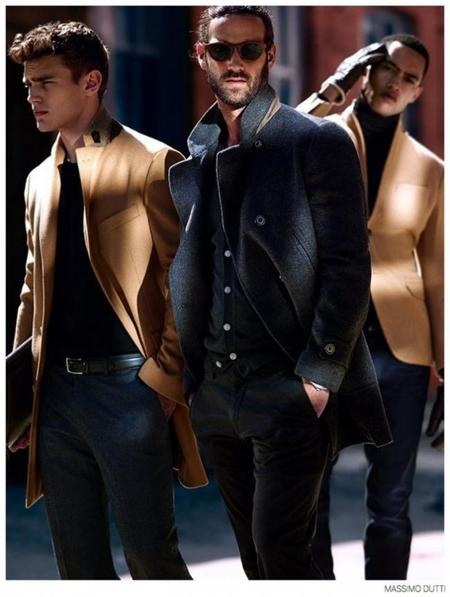 Sharp Suit Men Massimo Dutti 004