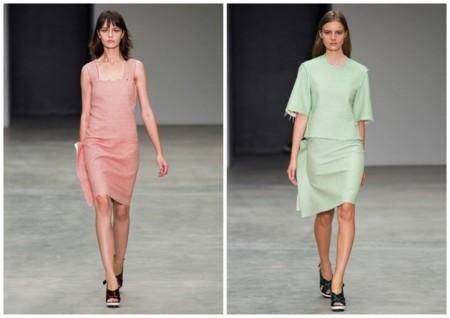Calvin Klein NYFW primavera verano 2014
