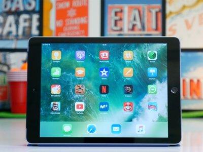 Apple iPad WiFi 2017, de 128GB, a su precio mínimo en Amazon: 469 euros y envío gratis
