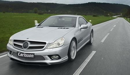 Carlsson CK50, el Mercedes SL 500 visto por Carlsson