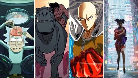 13 series de animación de ciencia-ficción y fantasía para ver en streaming y que pueden disfrutar los adultos