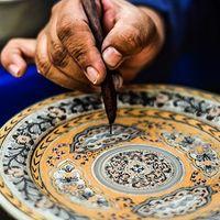 La Talavera de México se convierte en Patrimonio Cultural de la Humanidad, sigue siendo tan artesanal como en siglo XVI