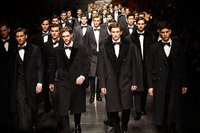 Dolce&Gabbana Otoño-Invierno 2012/2013, Semana de la Moda de Milán