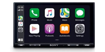 Sony Xav Ax5550ant