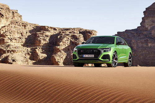 ¡Es oficial! El descomunal Audi RS Q8 llega en 2020 con 600 CV de potencia, tecnología mild-hybrid y un precio bastante ajustado