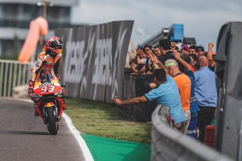 MotoGP las Américas 2019: Marc Márquez contra sí mismo en su parque de juegos llamado Austin